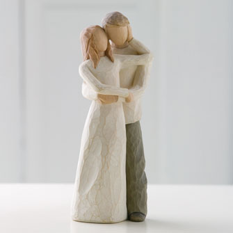 Together Willow Tree Figurine from Susan Lordi