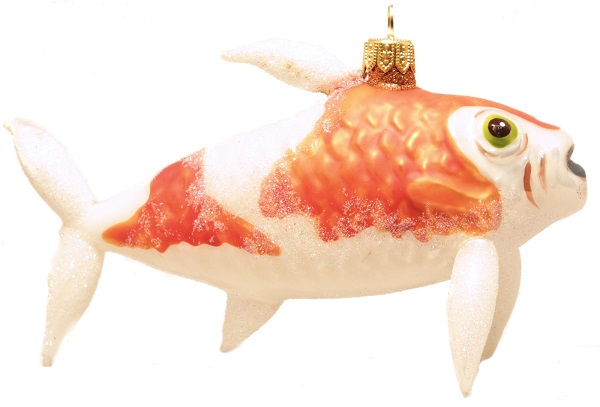 Fish for Koi fish ornament