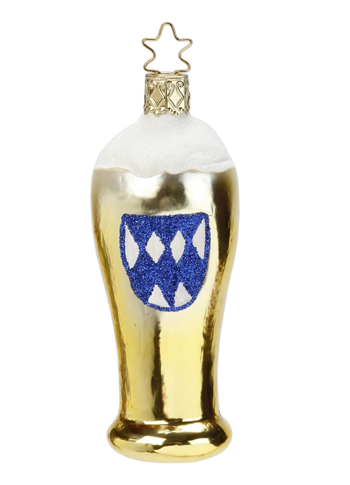 German glass ornaments - Xgu45 103113