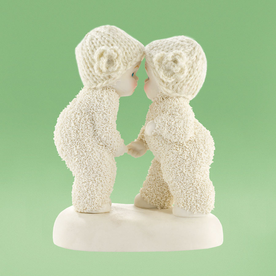 Snowbaby ornaments - Dpu32 4031902 Snowbabies