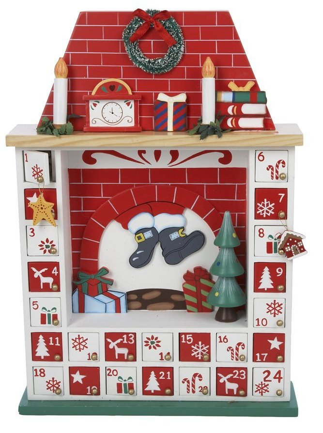 Wood Advent Calendars