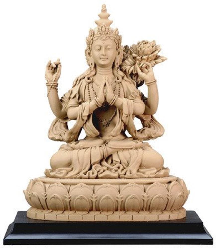 Avalokiteshvara buddha statue ready
