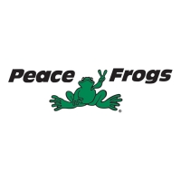 Peace Frogs